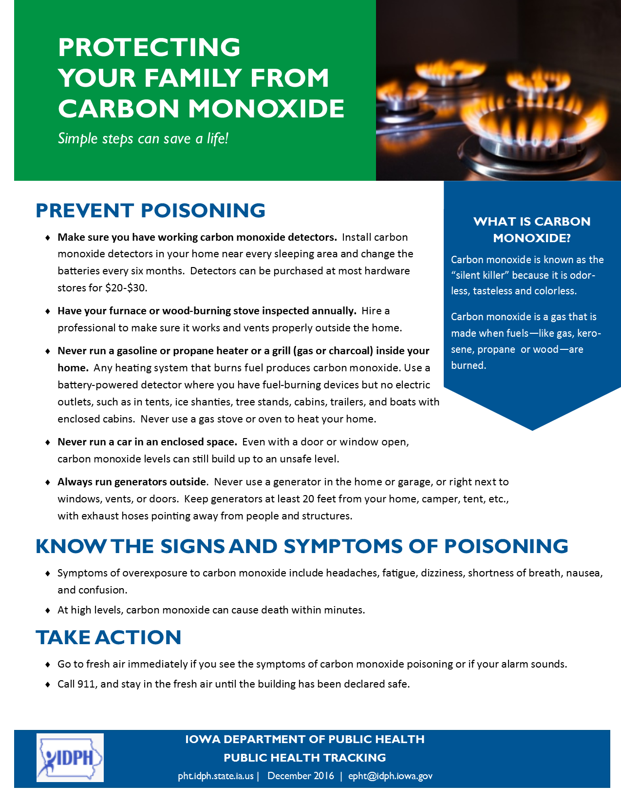 protect your family from carbon monoxide