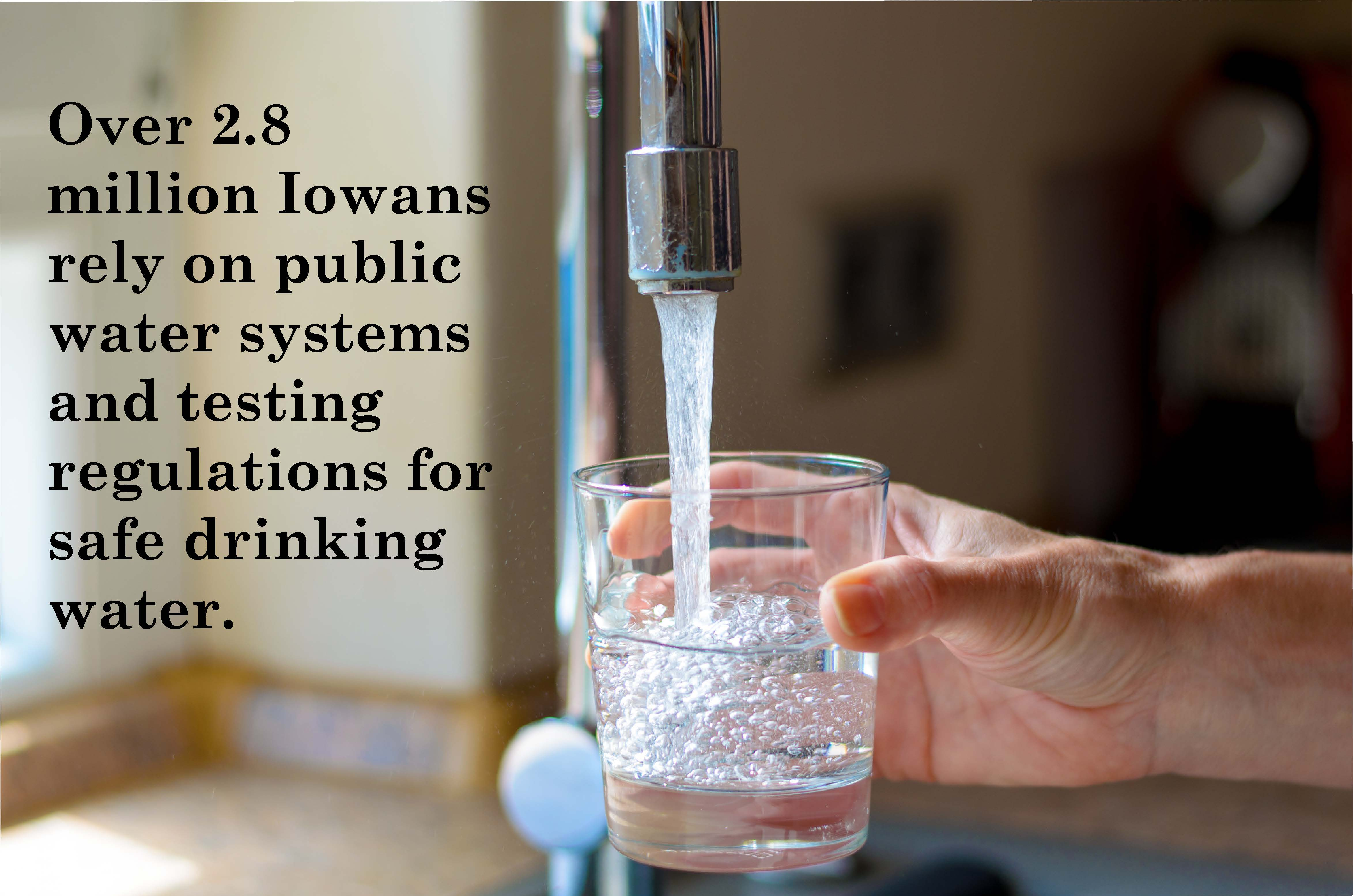 public drinking water and health